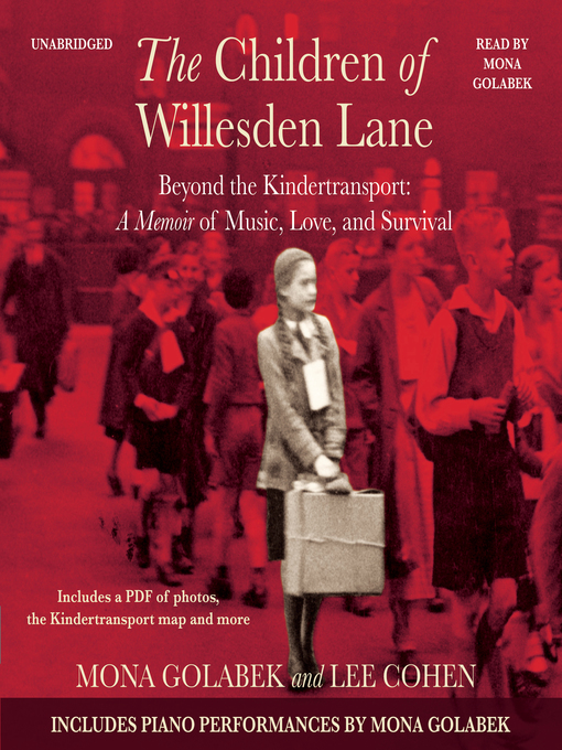 Title details for The Children of Willesden Lane by Mona  Golabek - Wait list