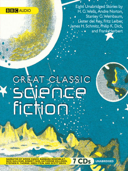 Cover image for Great Classic Science Fiction