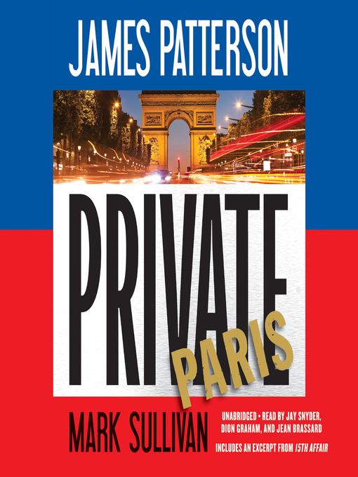 Title details for Private Paris by James Patterson - Wait list
