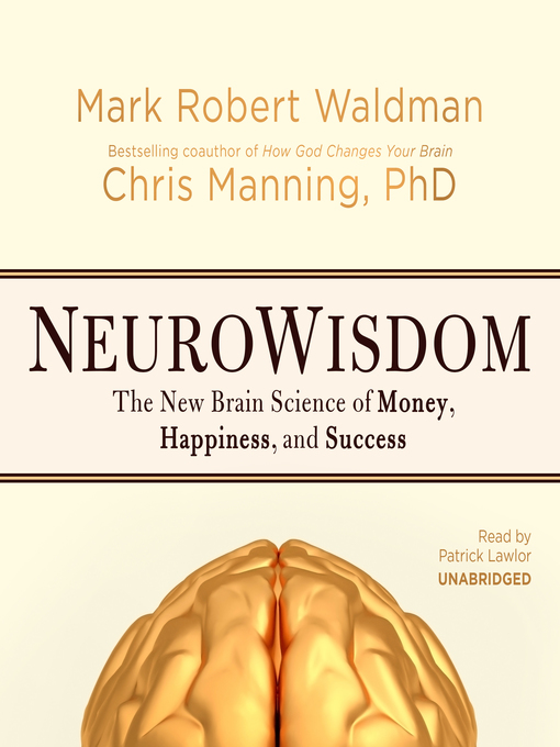 Title details for NeuroWisdom by Mark Robert Waldman - Available