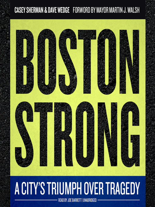 Title details for Boston Strong by Casey Sherman - Wait list