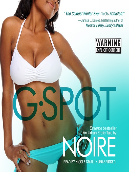 Title details for G-Spot by Noire - Available
