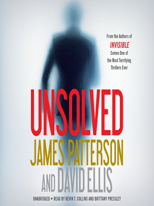 Title details for Unsolved by James Patterson - Wait list