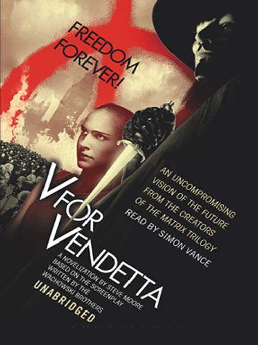 Title details for V for Vendetta by Steve Moore - Wait list