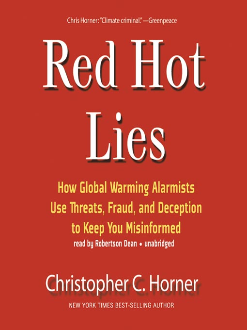 Cover of Red Hot Lies