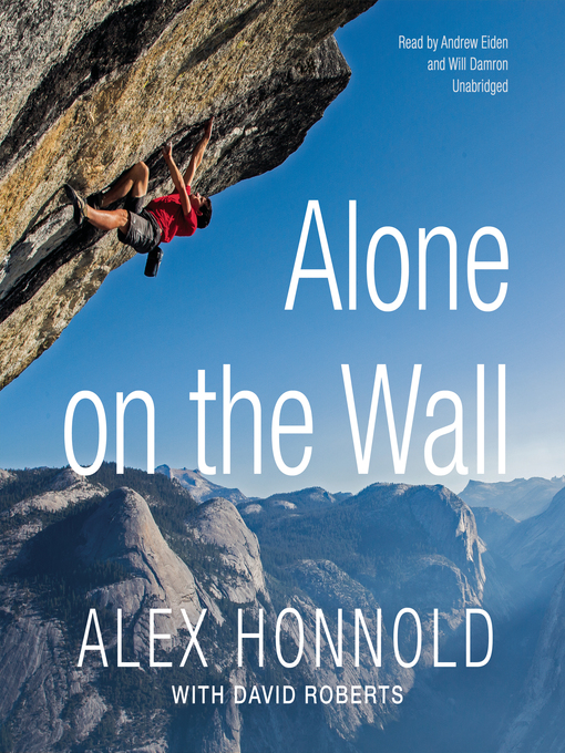 Title details for Alone on the Wall by Alex Honnold - Wait list