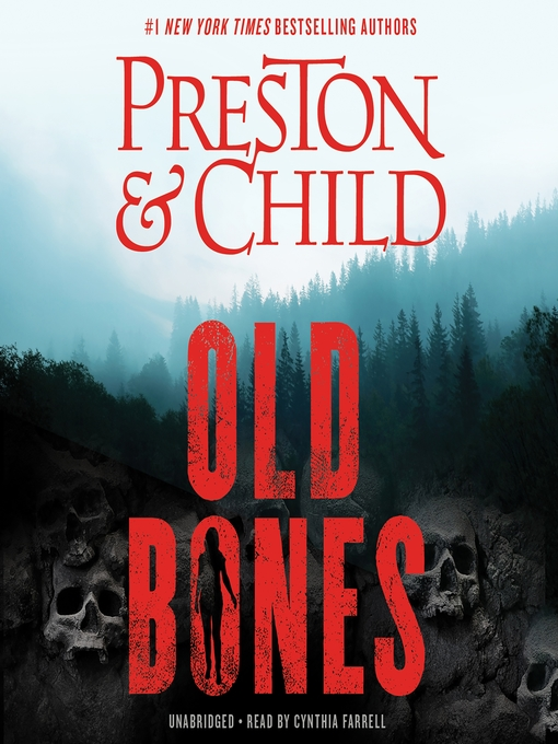 Title details for Old Bones by Douglas Preston - Wait list
