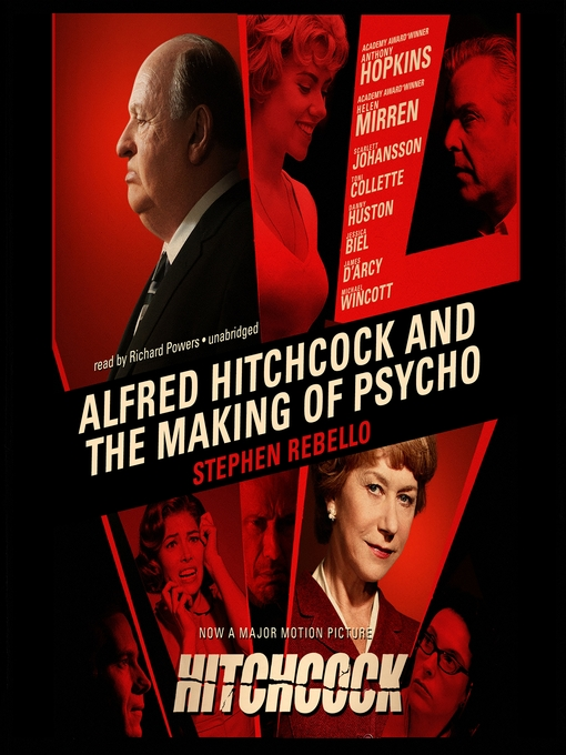 Cover of Alfred Hitchcock and the Making of Psycho
