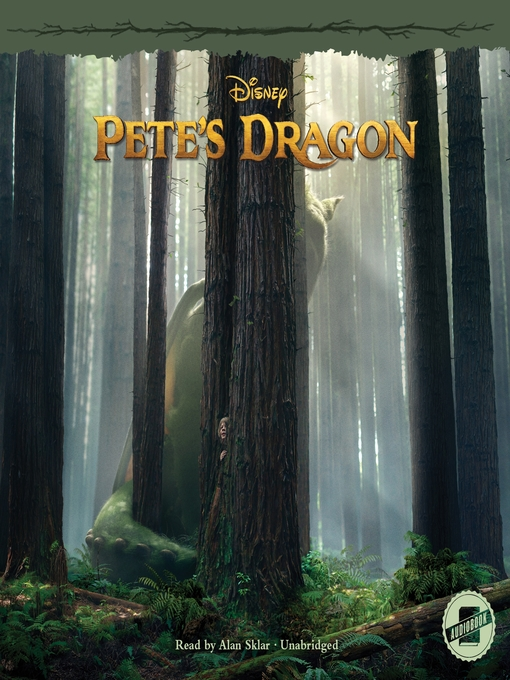 Title details for Pete's Dragon by Landry Walker - Wait list