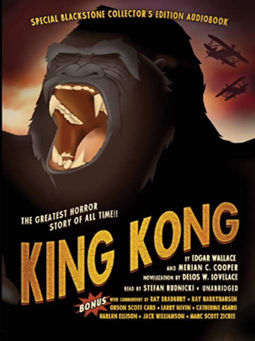 Title details for King Kong by Edgar Wallace - Available
