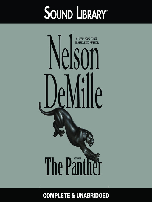 Title details for The Panther by Nelson DeMille - Available