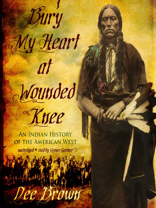 Title details for Bury My Heart at Wounded Knee by Dee Brown - Wait list
