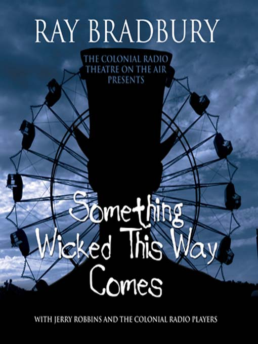Something Wicked This Way Comes Book