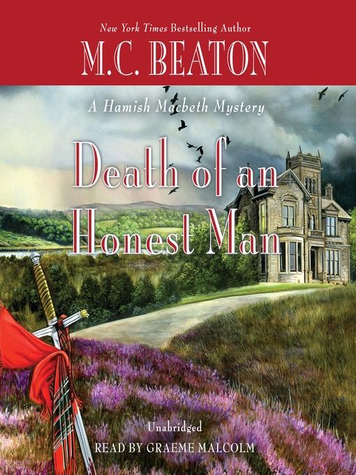 Title details for Death of an Honest Man by M. C. Beaton - Wait list
