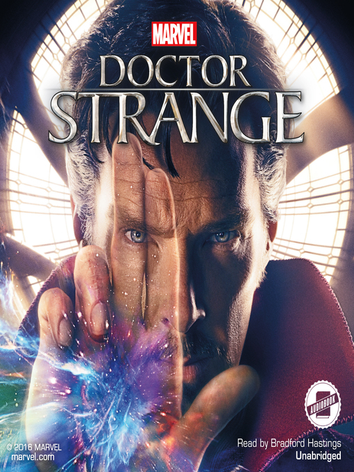 Title details for Marvel's Doctor Strange by Marvel Press - Wait list