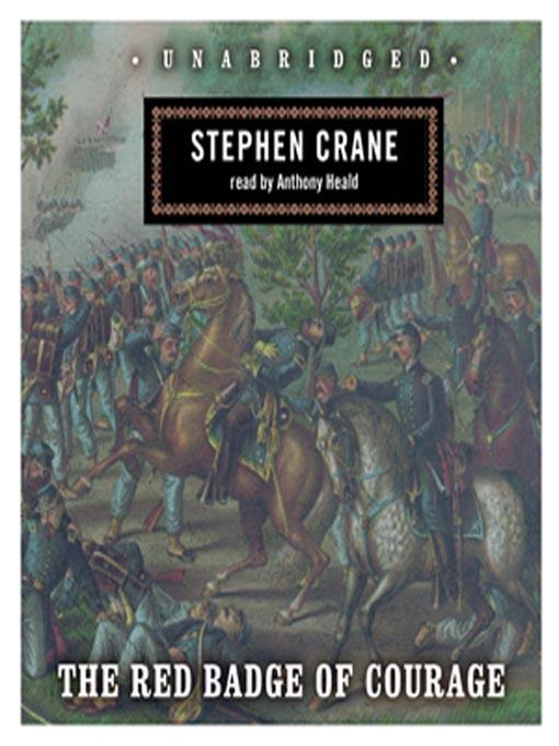 Title details for The Red Badge of Courage by Stephen Crane - Wait list
