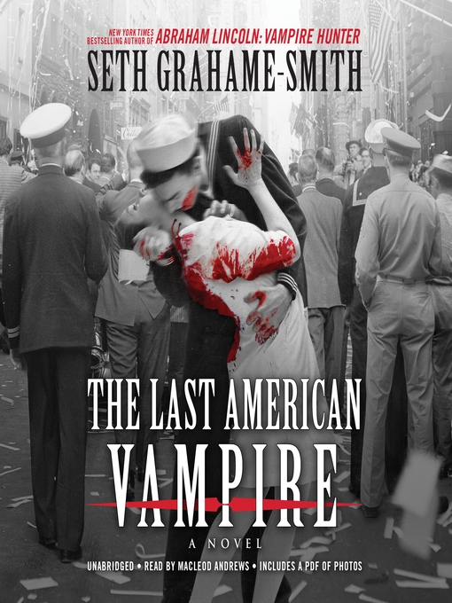 Cover of The Last American Vampire