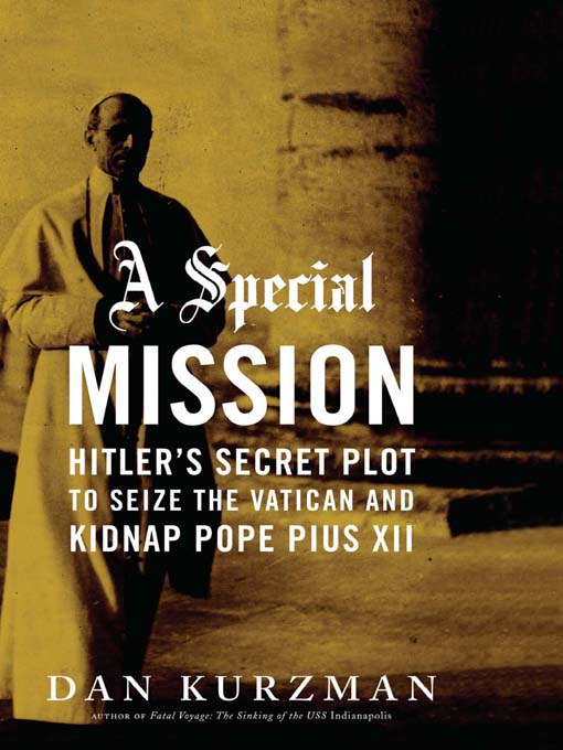 Cover image for A Special Mission