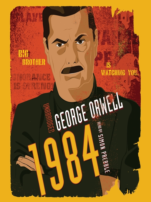 Title details for 1984 by George Orwell - Wait list
