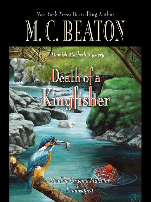 Title details for Death of a Kingfisher by M. C. Beaton - Available