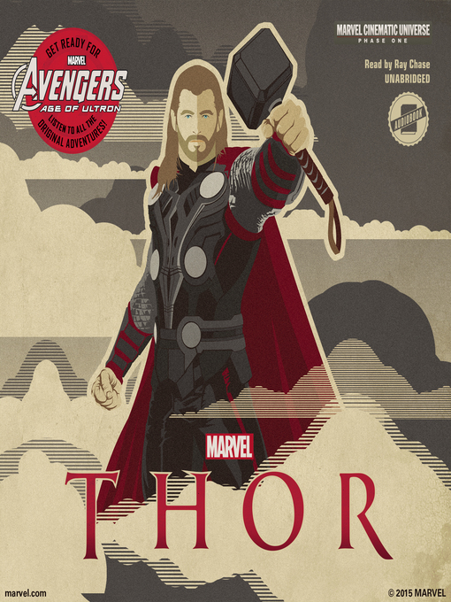 Title details for Thor by Marvel Press - Available