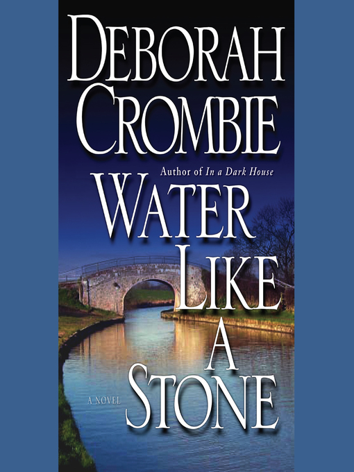 Cover of Water Like a Stone