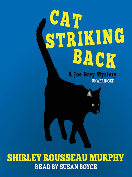 Title details for Cat Striking Back by Shirley Rousseau Murphy - Wait list