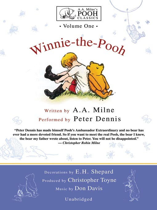 Title details for Winnie-the-Pooh by A. A. Milne - Available