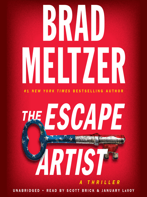Title details for The Escape Artist by Brad Meltzer - Wait list
