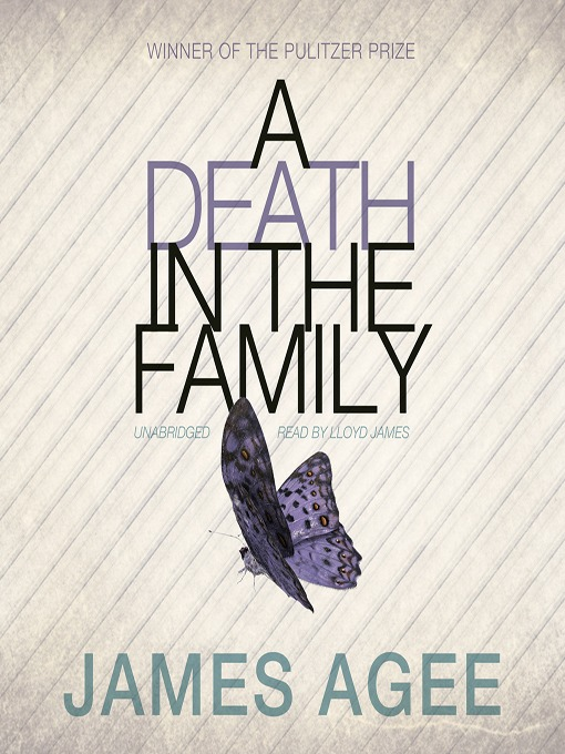 Title details for A Death in the Family by James Agee - Wait list