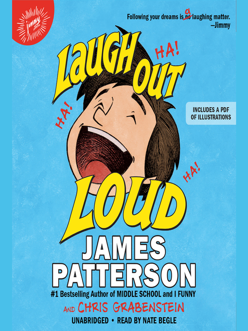 Title details for Laugh Out Loud by James Patterson - Available