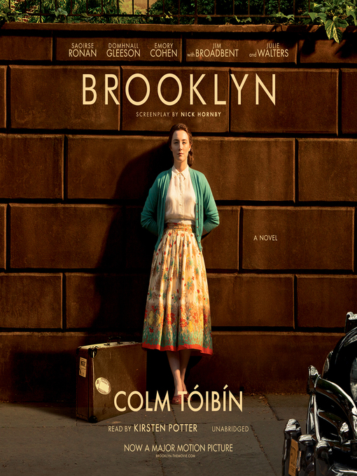 Title details for Brooklyn by Colm Tóibín - Wait list