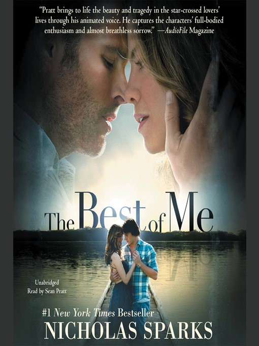 Title details for The Best of Me by Nicholas Sparks - Wait list