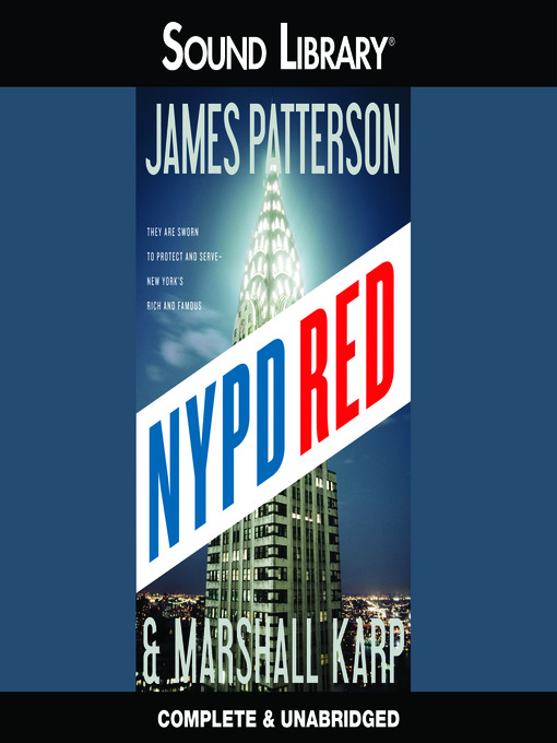 Title details for NYPD Red by James Patterson - Wait list