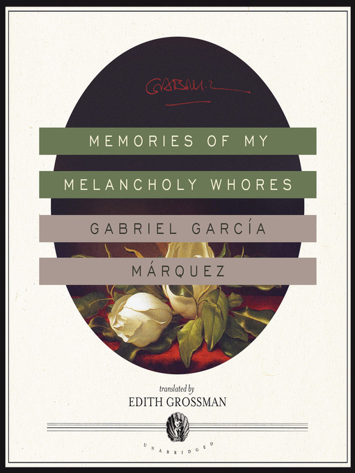 Title details for Memories of My Melancholy Whores by Gabriel Garcia Marquez - Available