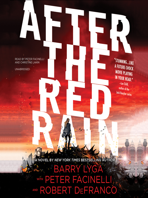 Title details for After the Red Rain by Barry Lyga - Available