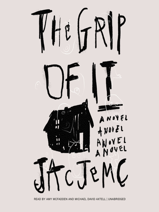 Title details for The Grip of It by Jac Jemc - Available