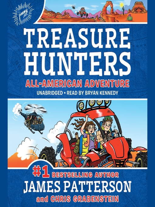 Title details for All American Adventure by James Patterson - Available