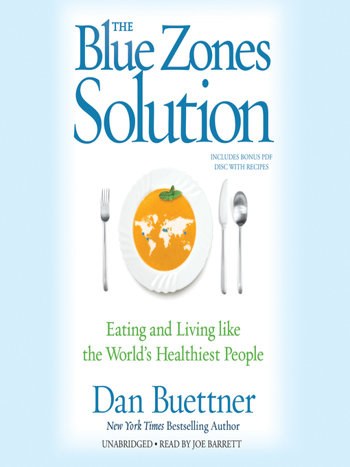 Cover of The Blue Zones Solution