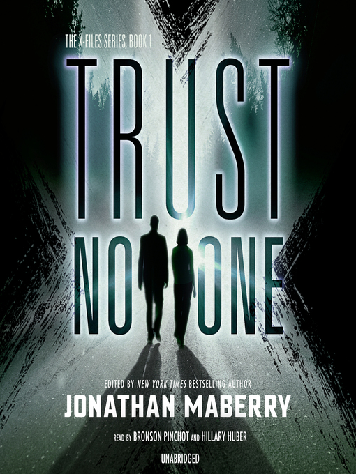 x-files trust no one.epub