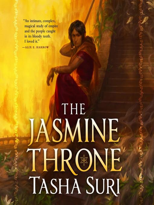 Title details for The Jasmine Throne by Tasha Suri - Wait list