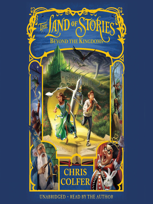 Title details for Beyond the Kingdoms by Chris Colfer - Wait list