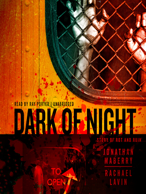Title details for Dark of Night by Jonathan Maberry - Wait list