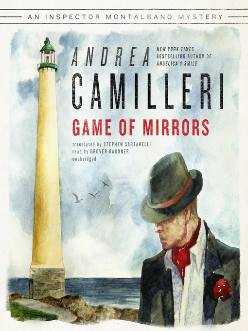 Title details for Game of Mirrors by Andrea Camilleri - Wait list