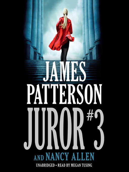 Title details for Juror #3 by James Patterson - Wait list
