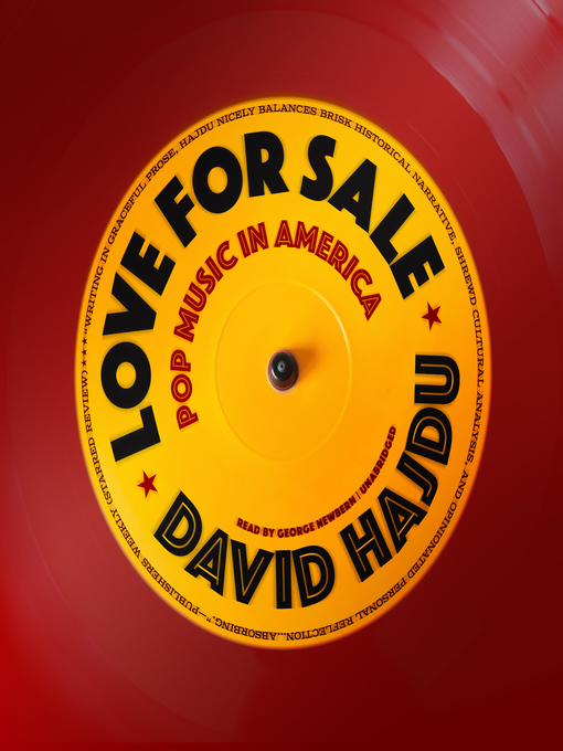 Title details for Love for Sale by David Hajdu - Wait list