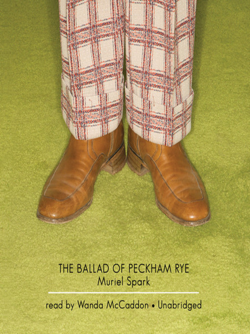 Cover of The Ballad of Peckham Rye