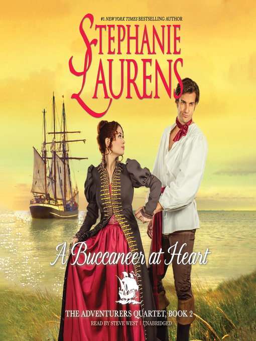 Title details for A Buccaneer at Heart by STEPHANIE LAURENS - Wait list