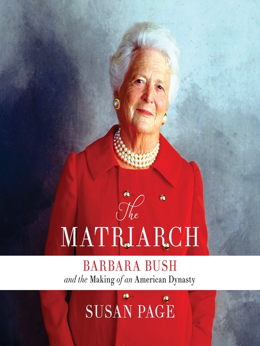 Cover of The Matriarch