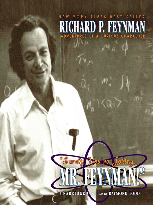 Cover of Surely You're Joking, Mr. Feynman!